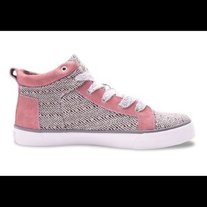 Toms high top camila sneakers